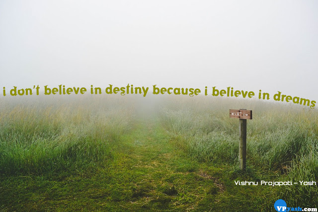 believe in dreams quotes