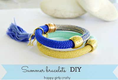 http://happygirlycrafty.blogspot.gr/2015/06/easiest-summer-bracelets-ever.html