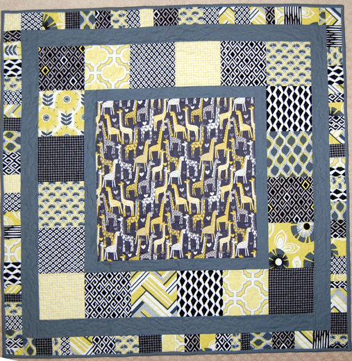 graphic regarding Baby Quilt Patterns Free Printable called heather kojan quilts: Triple Boy or girl Quilt Information and a Sale!