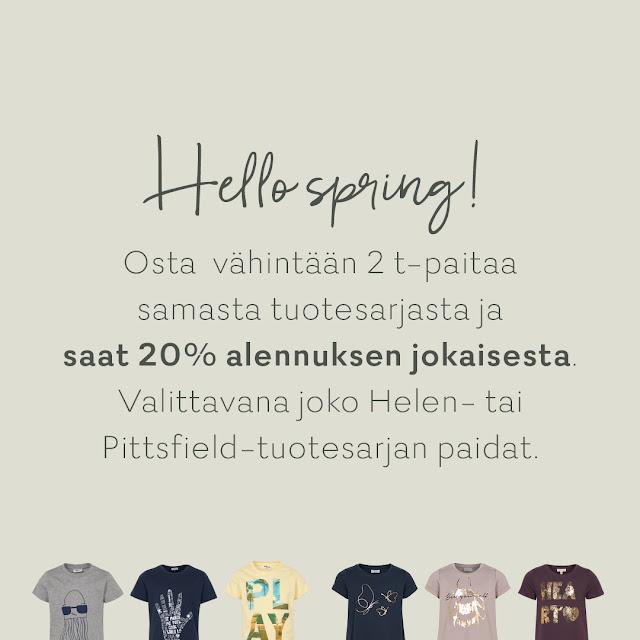 POMPdeLUX Rauma Jotain tekemistä POMPdeLUX ss19 kampanjat