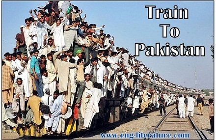 "Criticism of Indian Society in Khushwant Singh's novel, ""Train to Pakistan"""