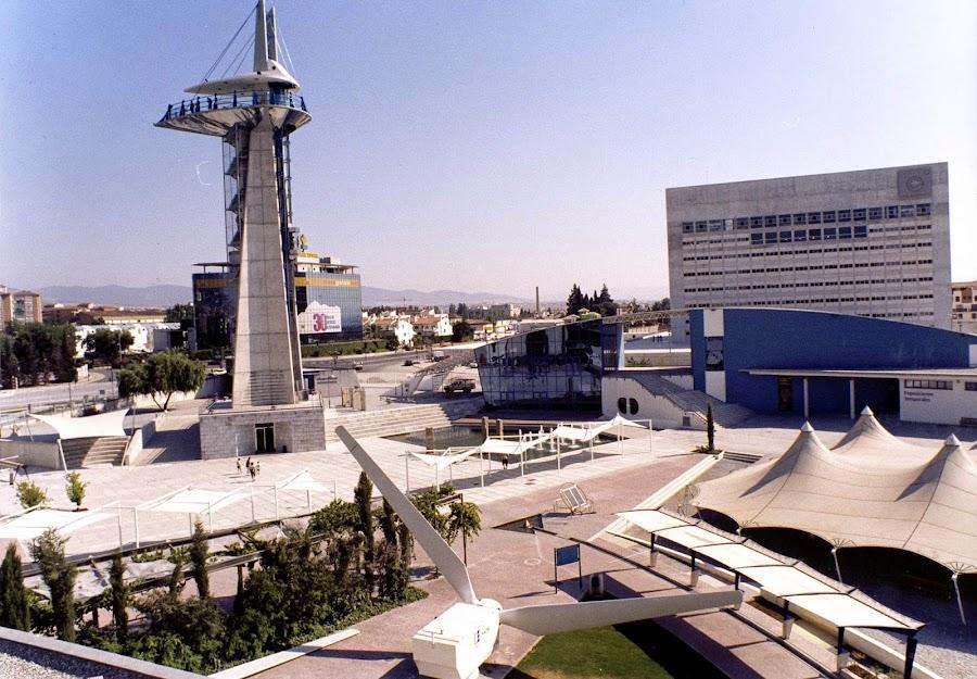 El Parque de las Ciencias de Granada