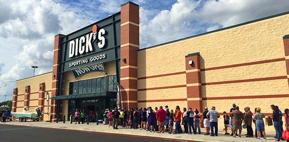 Dick's Sporting Goods Texas