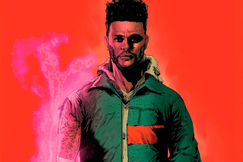 The Weeknd's Star Boy Gets Comic Series From Marvel.