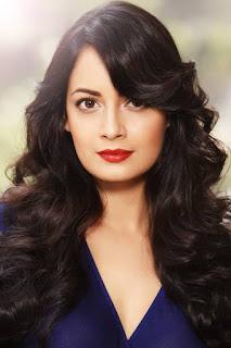 ديا ميرزا (Dia Mirza)، ممثلة وعارضة أزياء هندية
