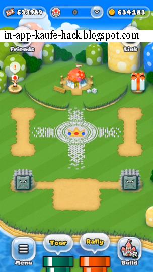 Super Mario Run Genießen Sie Kostenlose Münzen In App Käufe Hack