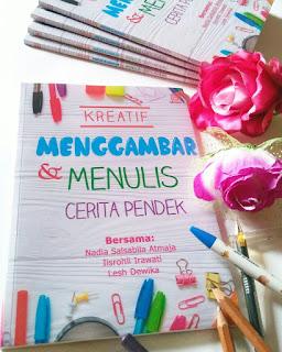 Kreatif Menggambar & Menulis Cerita Pendek