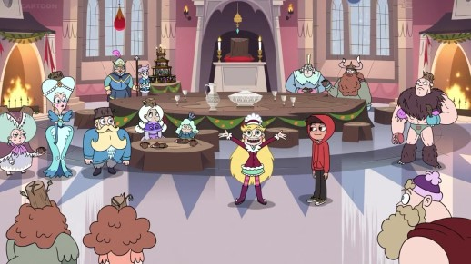 star vs the forces of evil stump day