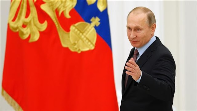 Forbes names \Russian President Vladimir Putin world's most powerful man