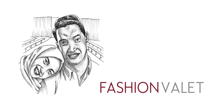 Fashion Valet founders - Fadza & Vivy
