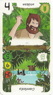 Friday game card