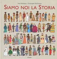 libri per bambini sulla storia dell'uomo