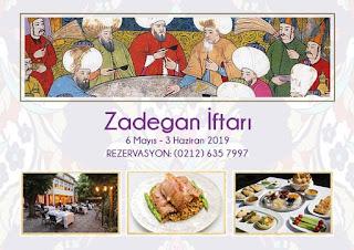 istanbul iftar mekanları 2019  edirnekapı iftar mekanı
