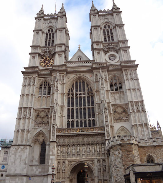 Westminster Abbey London England