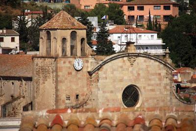 Iglesia de Tossa de Mar