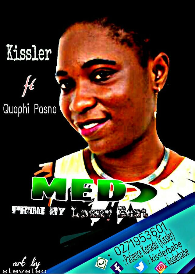 Kissler - Medo (Feat. Quophi Pasno)(Prod. By Lazzy Beatz).mp3