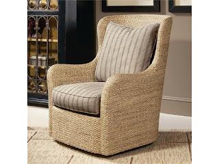 stunning woven chair