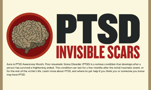 Post Traumatic Stress Disorder (PTSD) – Invisible Scars