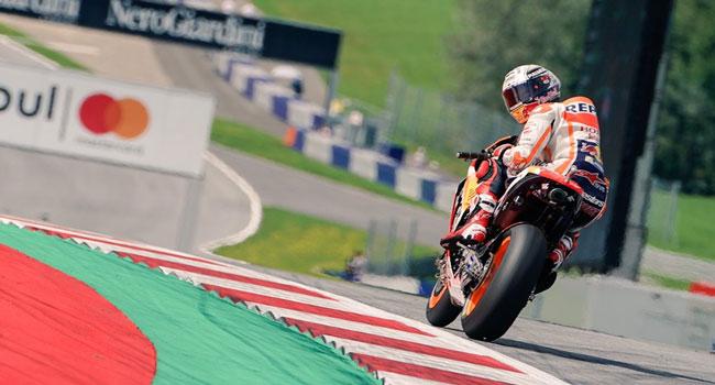 Meski Kalah Di Austria, Ini Bukti Marc Marquez Pantas Disebut Sebagai Rider Entertain...!!