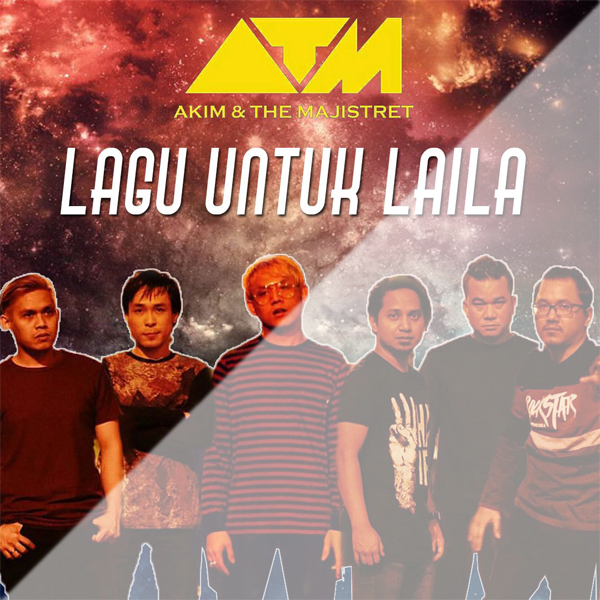 Chord Gitar Lagu Malaysia Merayu: Lirik Lagu Akim & The Majistret