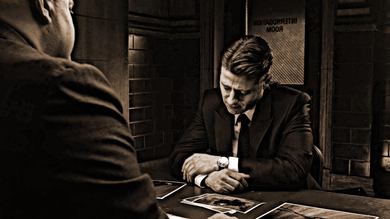 Doux Reviews Gotham The Failed Vigilante