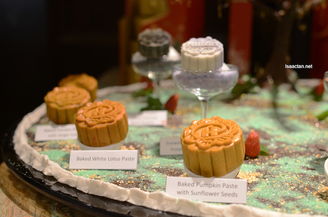 Get your selection of mooncakes from Hilton Petaling Jaya