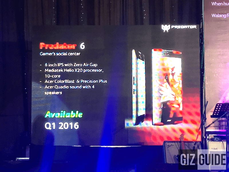 Acer Predator Series Announced Too, Specs, Price And Details Here!