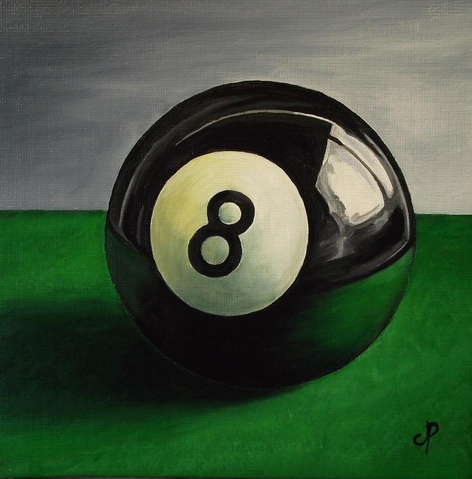 Jane palmer fine art 8 ball - 8 ball pictures ...