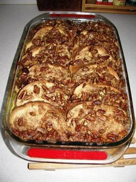 Brenda S Test Kitchen Paula Deen Pecan Praline French Toast
