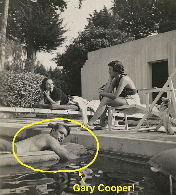 Iverson Movie Ranch Was Gary Cooper The First Person To Play The Swimming Pool Game Marco Polo