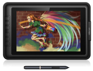 XP-PEN Artist Display 10S Drivers and Review