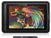 XP-PEN Artist Display 10S Drivers Download