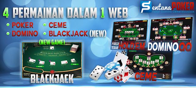 """""""SentanaPoker Agen Poker Online, Judi Domino Online, Sentana4D Agen Togel Online Terpercaya """""""