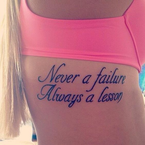 14 Quotes Tattoo designs That You Will love
