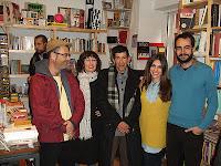 Fernando Mansilla, Julieta Mansilla, Luis Navarro, Javier Mora, Cangrejo Pistolero Ediciones, Poemas para la no posteridad, Arrebato Libros