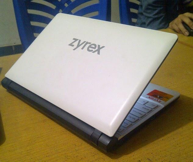 harga netbook bekas zyrex m1110
