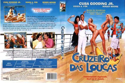 Cruzeiro das Loucas Torrent - WEB-DL 720p e 1080p Dual Áudio