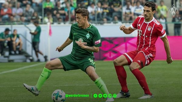 Werder Bremen vs Bayern Munchen