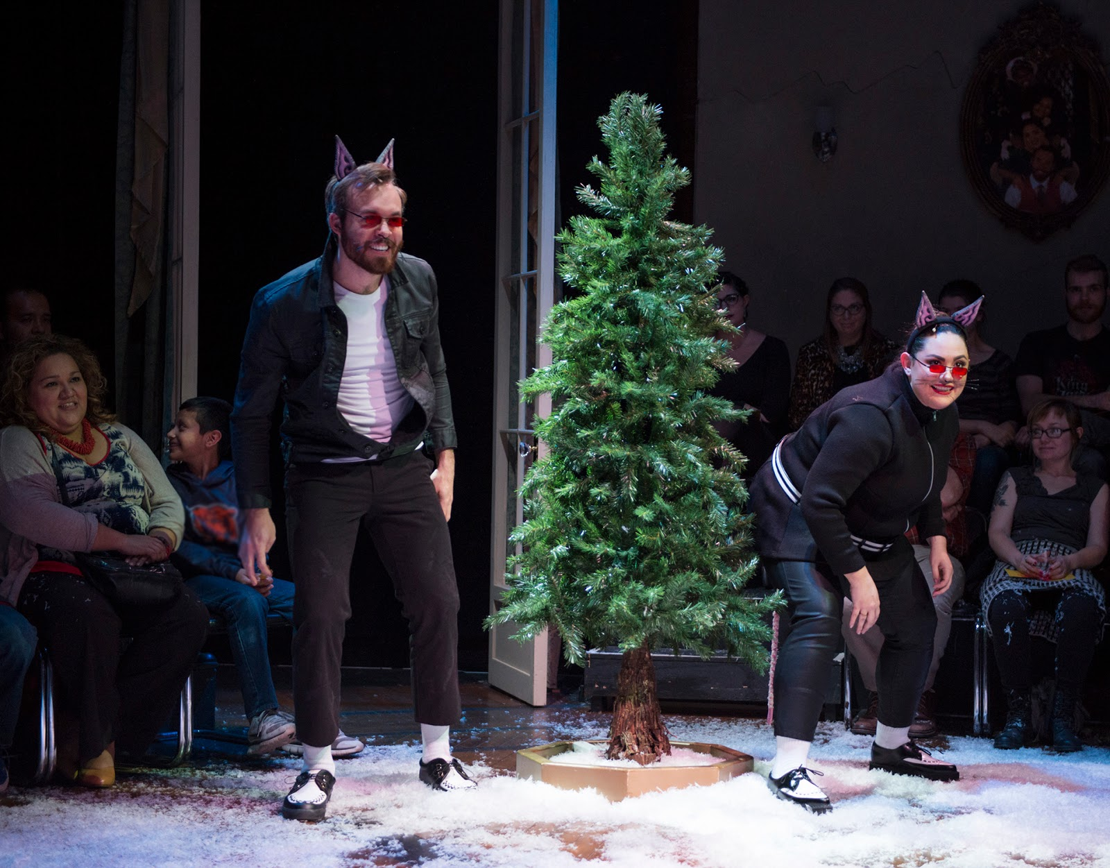 """ChiIL Mama: REVIEW: """"Magic is Real"""" at The House Nutcracker!"""