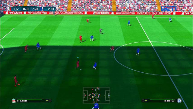 Graphic Menu PES 2019 For PES 2017