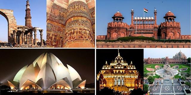 delhi sightseeing, delhi darshan, delhi tour package, aksharonline.com, www.aksharonline.com, www.aksharonline.in, akshar travel services, 9427703236, 8000999660