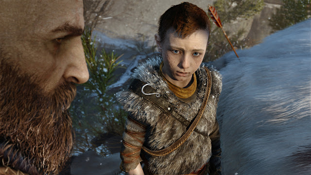 Entrevista Ramón de Arana - Atreus en God of War PS4