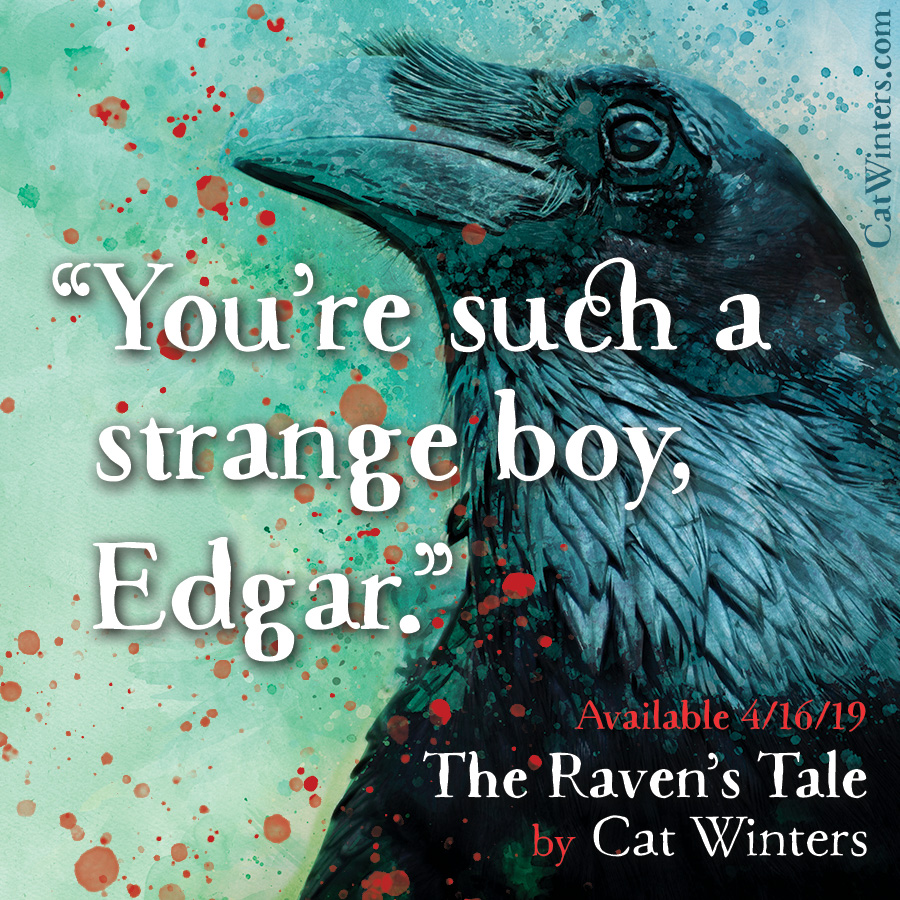 Best Halloween Books For Pre | Cat Winters