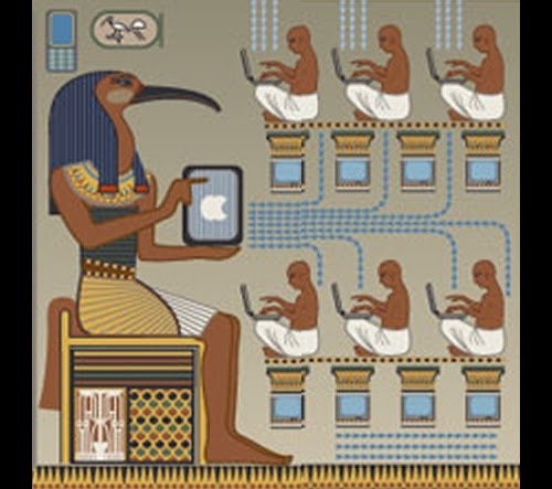 Ancient Egypt vs Modern Egypt