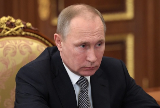 Putin: Family Violence is not a crime