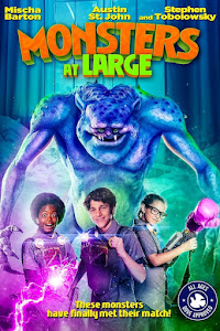 Monsters at Large Poster