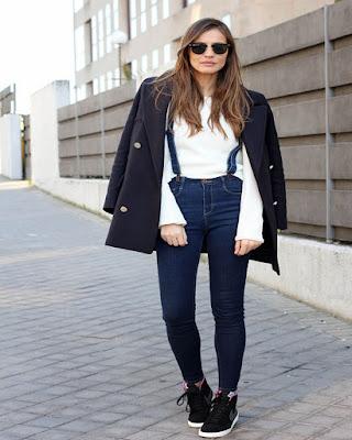 Outfits con TIRANTES casuales tumblr que estan de MODA