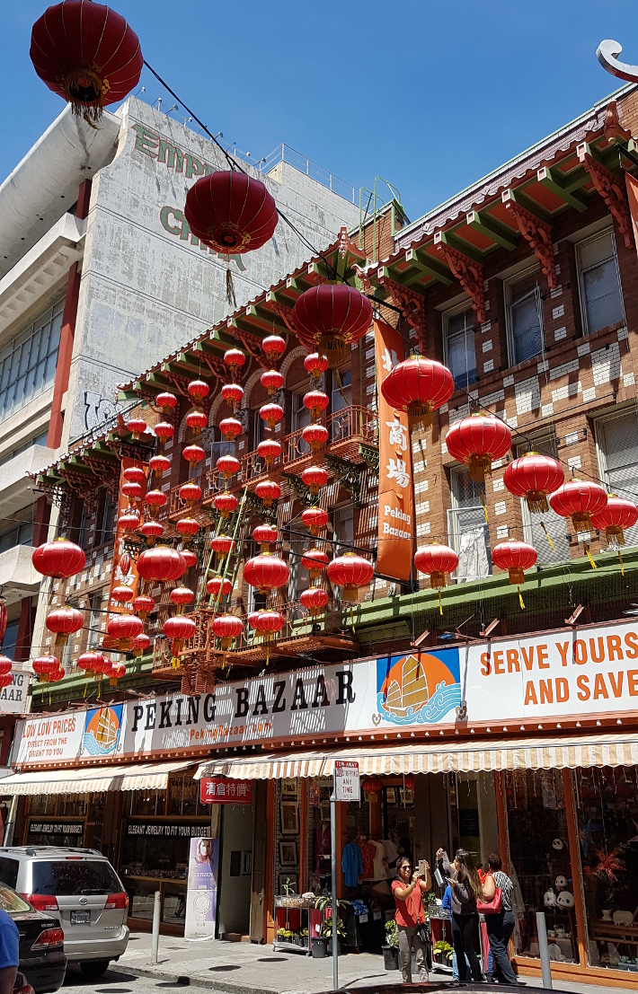 Travel: California diaries - San Francisco Chinatown