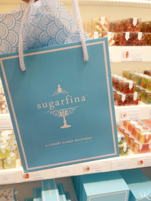 Sugarfina candy store