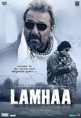 Lamhaa: The Untold Story of Kashmir (2010) Hindi 720p DVDRip 800MB